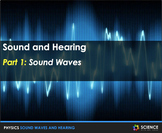 PPT - Sound Waves, the Ear and Hearing + Student Notes - D