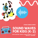 Sound Waves for Kids: A STEAM Lesson