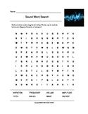 Sound Word Search (Grades 3-5)