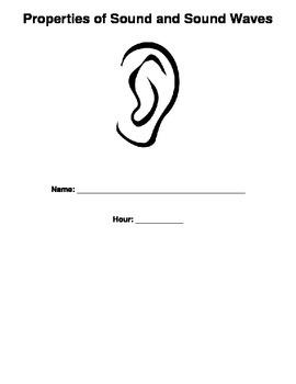 Sound Worksheet Packet