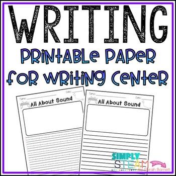 Sound Vocabulary {NO PREP} Worksheets for Primary Grades