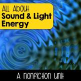 Sound and Light- A Nonfiction Unit