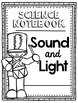 Sound and Light FOSS Vocabulary and Focus Questions