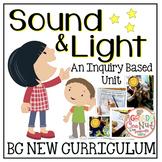 Sound and Light Inquiry Unit