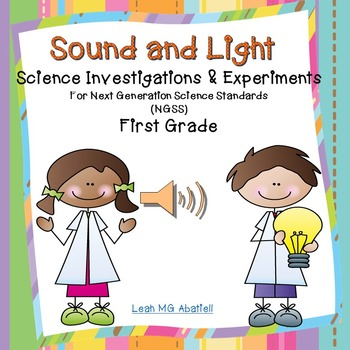 Sound and Light Science Investigations & Experiments