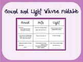 Sound and Light Waves Foldable