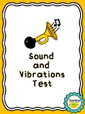 Sound and Vibrations Test