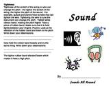 Sound booklet