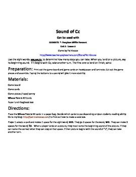 Sound of Cc