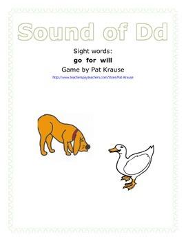 Sound of Dd