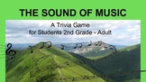 Sound of Music (Movie/Film) Team Trivia Game / Review Activity