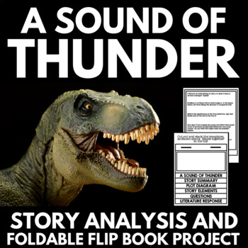 a sound of thunder short story questions