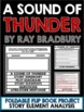 Sound of Thunder by Ray Bradbury Short Story Unit with Que