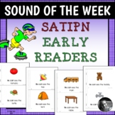 Sound of the Week SATIPN Early Readers
