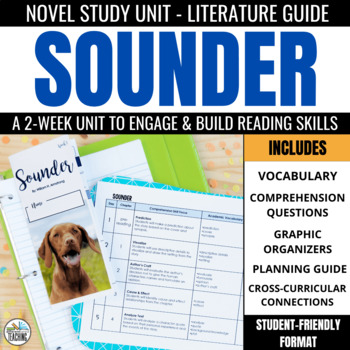 Sounder Novel Study Unit
