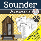 Sounder: Tests, Quizzes, Assessments Distance Learning