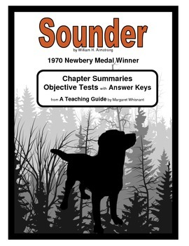 Sounder  Chapter Summaries and Objective Tests