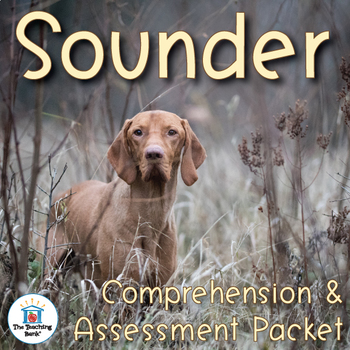 Sounder Comprehension and Assessment Bundle