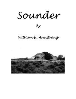Sounder Novel Study