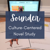 Sounder Novel Study & Teacher Unit Plan