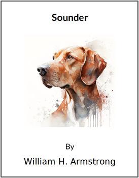 Sounder -  (Reed Novel Studies)