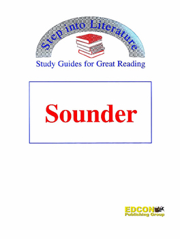 Sounder Study Guide for Great Reading