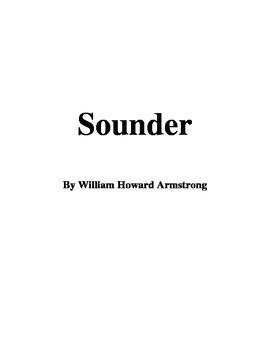 Sounder Visualizing chapter 1