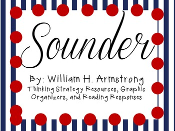 Sounder by William H. Armstrong: Character, Plot, Setting