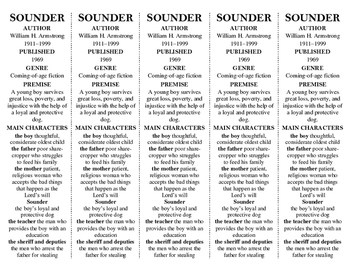 Sounder edition of Bookmarks Plus—Fun Freebie & A Handy Little Reading Aid!