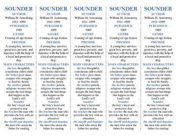 Sounder edition of Bookmarks Plus—A Very Handy Resource/Re