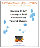 Sounding It Out, Learning to Read Bundle for Gifted Students