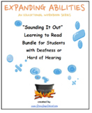 ASL, Sounding It Out! Learning to Read Bundle for Students