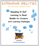 Sounding It Out! Learning to Read Bundle for Students with