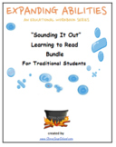 Sounding It Out, Learning to Read Bundle for Traditional Students