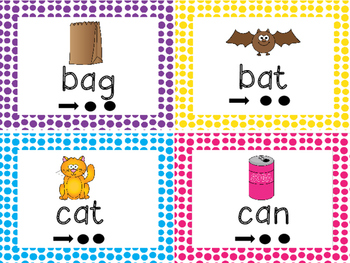 Sounding Out Fluency Practice Cards