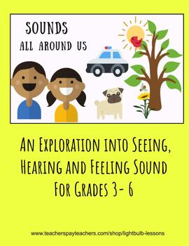 Sounds All Around Us: An Exploration Into Seeing, Hearing and Feeling Sound