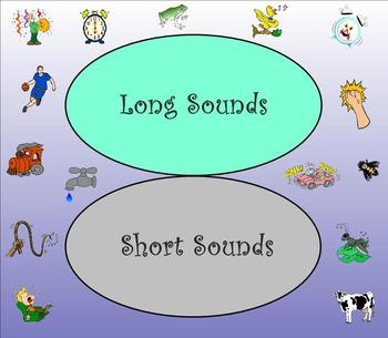 Sounds All Around Us! - (Lesson For Preparing Duration of Sound)
