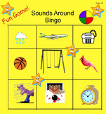 Sounds Around Bingo