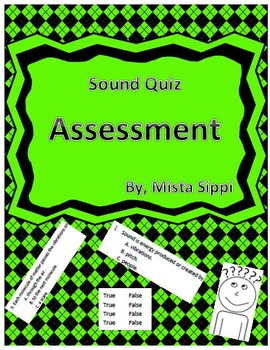 Sounds Assessment