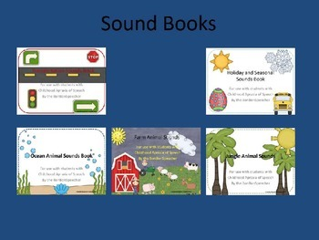 Sounds Book Bundle