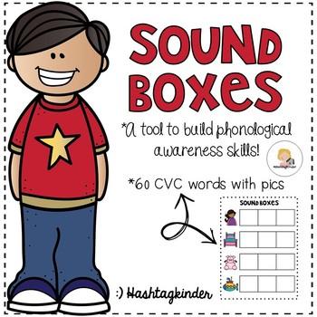 Sounds Boxes - CVC Words