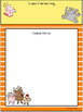 Sounds I Am Learning Tracker Charts (Set of 6)