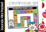 Sounds Literacy Centre Mini-Packets: Segmenting Board Game
