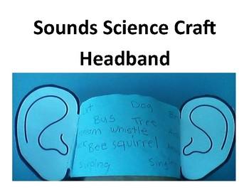 Sounds Science Craft Headband