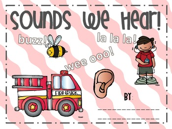 Sounds We Hear Classroom/ Individual Book