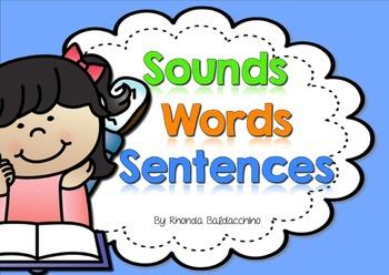 Sounds Words Sentences