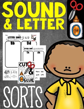 Sounds and Letter Sorts