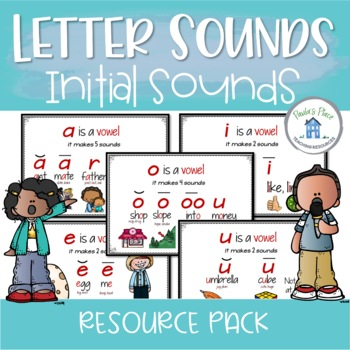 Sounds for Letters