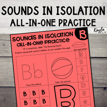 Sounds in Isolation: All-in-One Practice