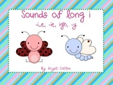 Sounds of Long i (-i_e, -ie, -igh, -y)